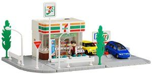 Tomica town - Seven-Eleven