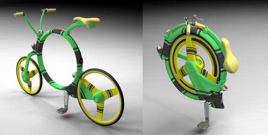 Locust Bike Concept