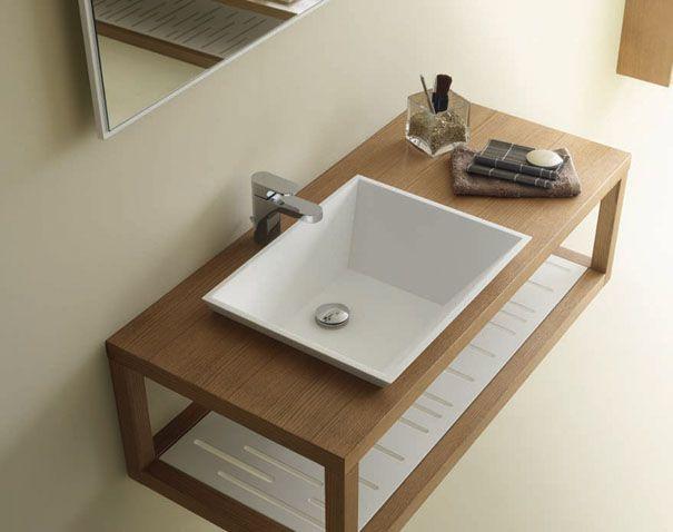 25+ bästa Waschtischplatte idéerna på Pinterest Waschtischplatte - hochglanz kuchen badmobel mobalpa