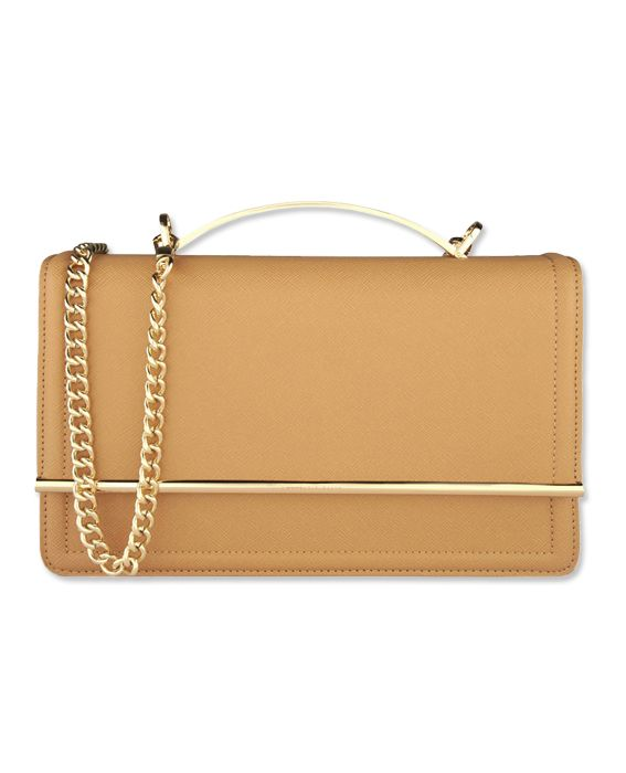 Clutch This: Mini Handhelds with Unique Handles & Straps - Charles & Keith from #InStyle