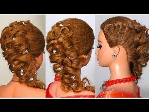 love this    прически на длинные волосы, прически на средние волосы, прически, прически на каждый день, плетение косичек на длинные волосы, прически с плетением, прическа, причёски, причёски для ...