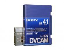 CASETA VIDEO DVCAM SONY PDVM-41N3 41'