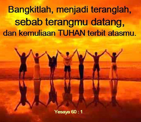 Yesaya 60:1