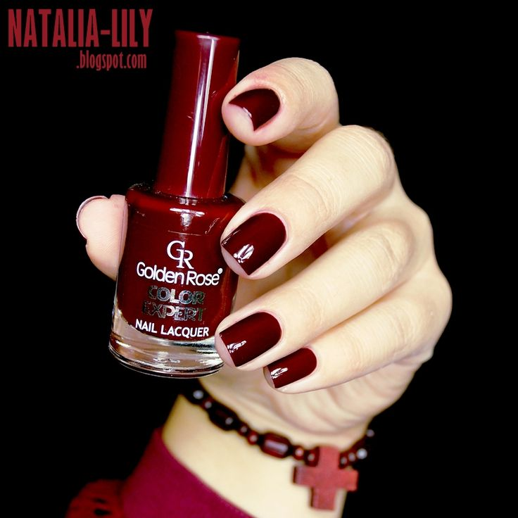 natalia-lily: Beauty Blog: GOLDEN ROSE COLOR EXPERT NR 34