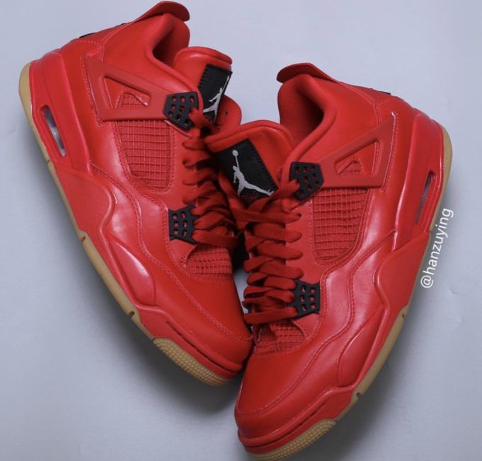 Air Jordan Retro 4 NRG \
