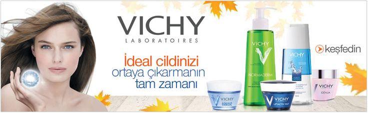 Vichy   Vichy Ürünleri   Dermoeczanem'de.