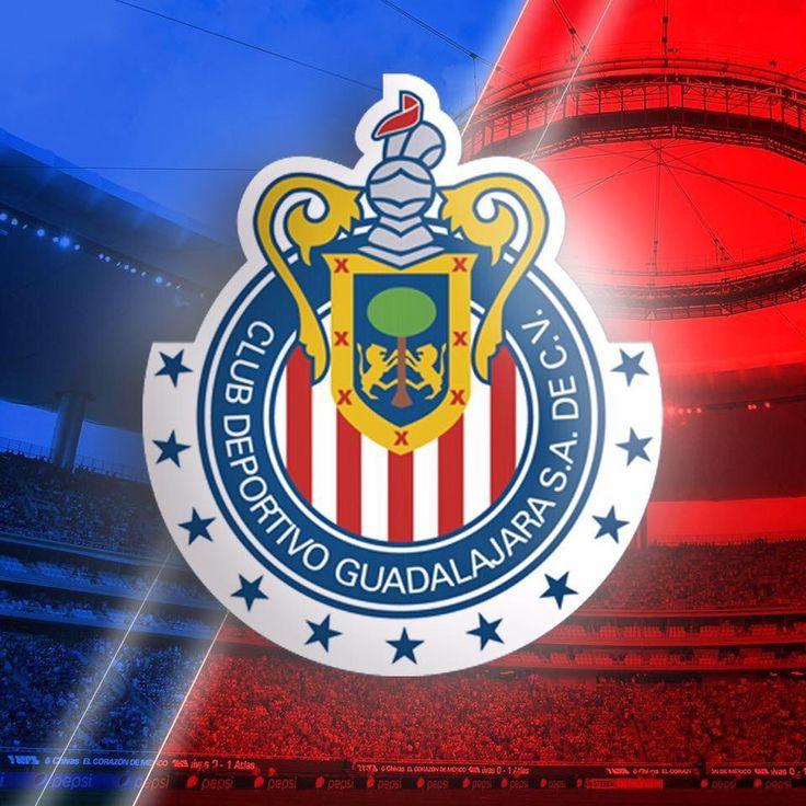 ❤️  ⚽️    ❤️ Chivas Chivas Chivas Chivas  Chivas ❤️  ⚽️  ❤️ My Team Por Siempre el Mejor escudo .... Mi Equipo de Fútbol...!!!