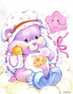 Care Bears: Baby Share Bear