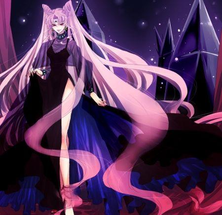 Brown Hair Anime Girl Demon - Anime Wallpaper HD
