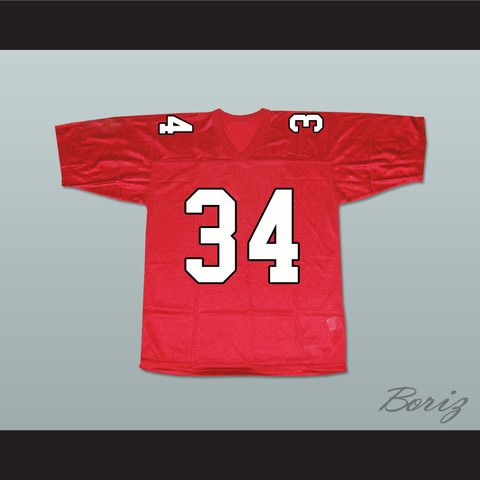 Artie Abrams 34 William Mckinley High School Football Jersey