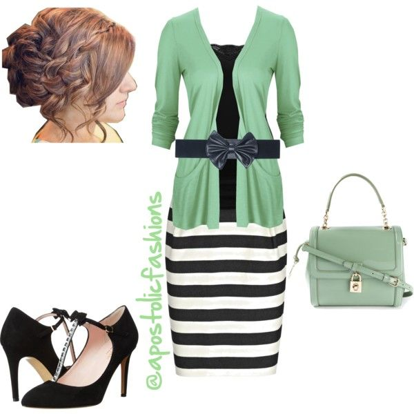 A fashion look from March 2015 featuring BKE tops, Reiss skirts and Kate Spade pumps. Browse and shop related looks.