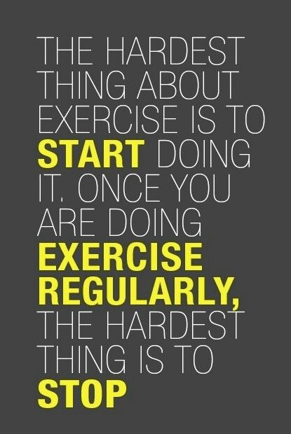 True! I've only done T-25 since Monday and I honestly can't wait for tomorrow to start another week of exercise!