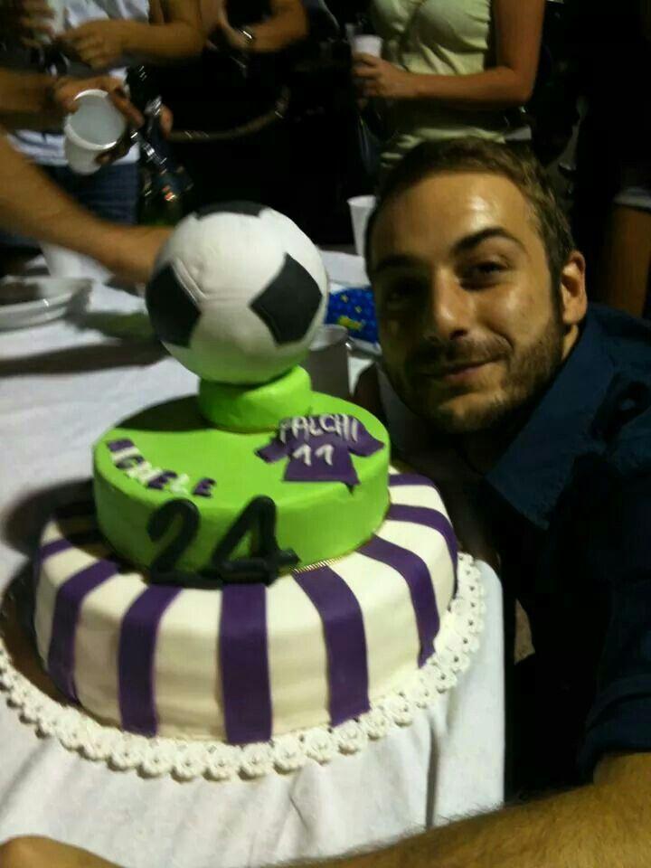 """Torta """"calciatore"""""""
