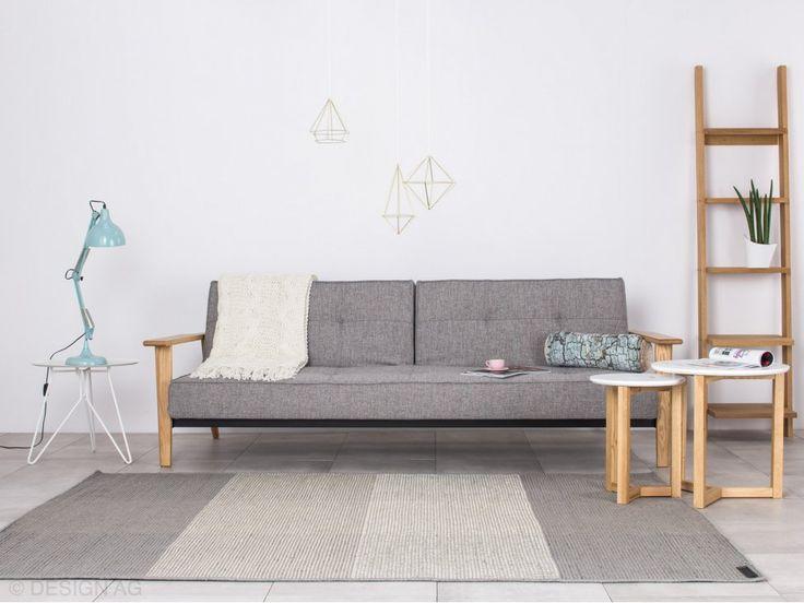 Dywan Genova Szary 140x200 cm — Dywany Linie Design — sfmeble.pl