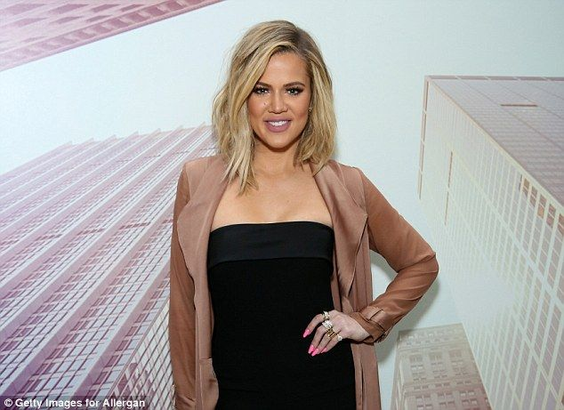 Hitting back:Khloe Kardashian slams rumours she is not Robert Kardashian's biological daughter on an episode of her upcoming show (pictured in NYC last week)