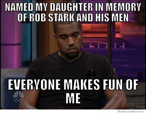 Misunderstood Kanye – Meme