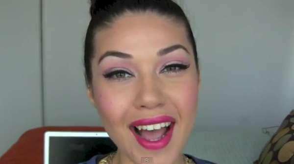 Demi Lovato Makeup Tutorial #Cosmetics #Celebrity #DemiLovato