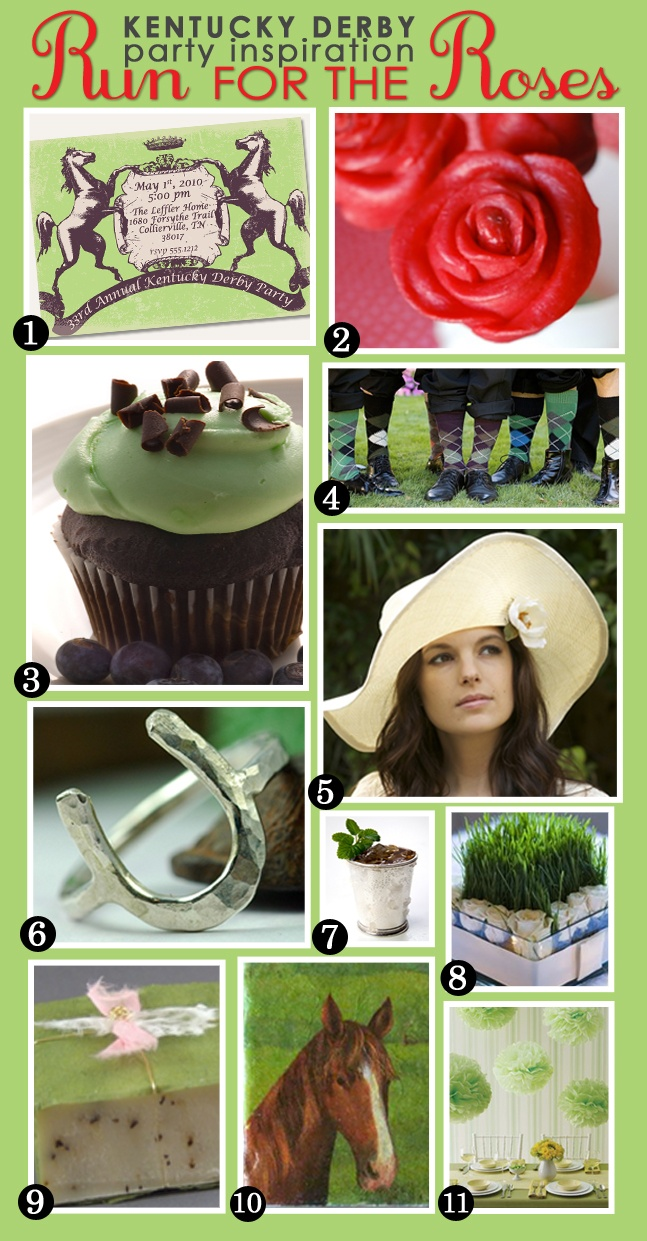A Kentucky Derby party--That's where you can wear your fancy hats!  http://www.louisvillegainesrealestate.com/derbytime-in-louisville/