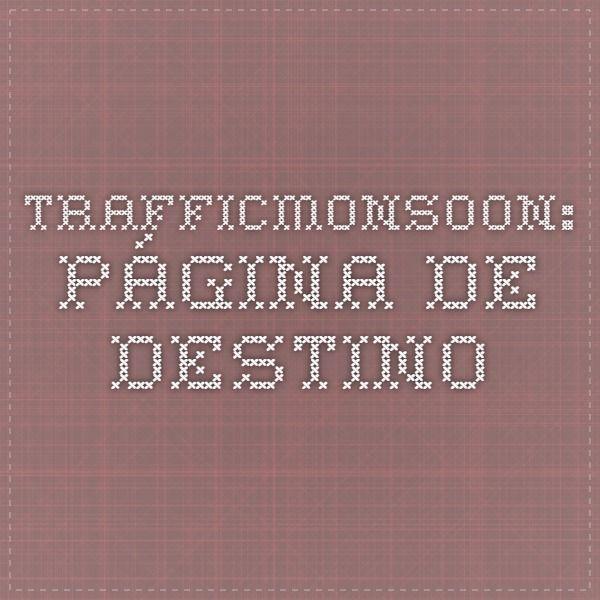 ¿Has probado un paquete de Traffic Monsoon? Consigue tráfico masivo a precios bajos y Gana dinero de tus afiliados.
