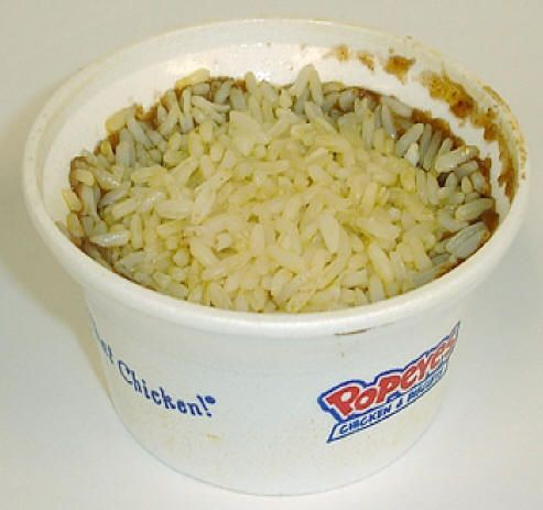 Faux Popeyes Red Beans and Rice