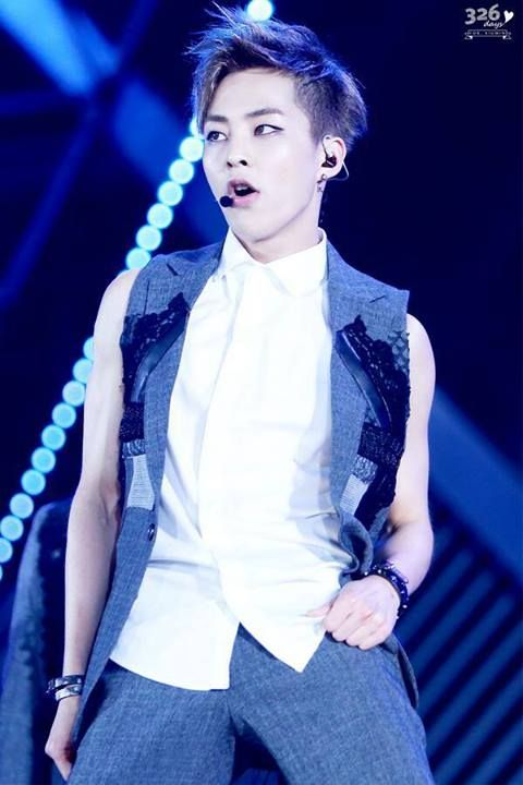 271 best images about EXO Xiumin on Pinterest   Baekhyun ...