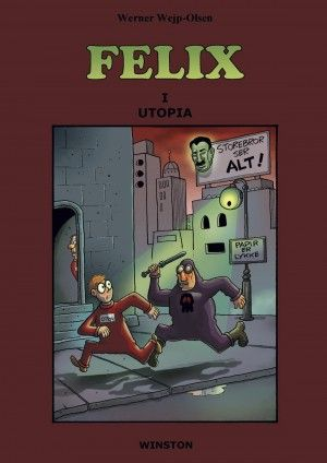 Epub version of a classic Felix cartoon album. Produced by Replikant in collaboration with danish cartoonist Werner Wejp-Olsen.