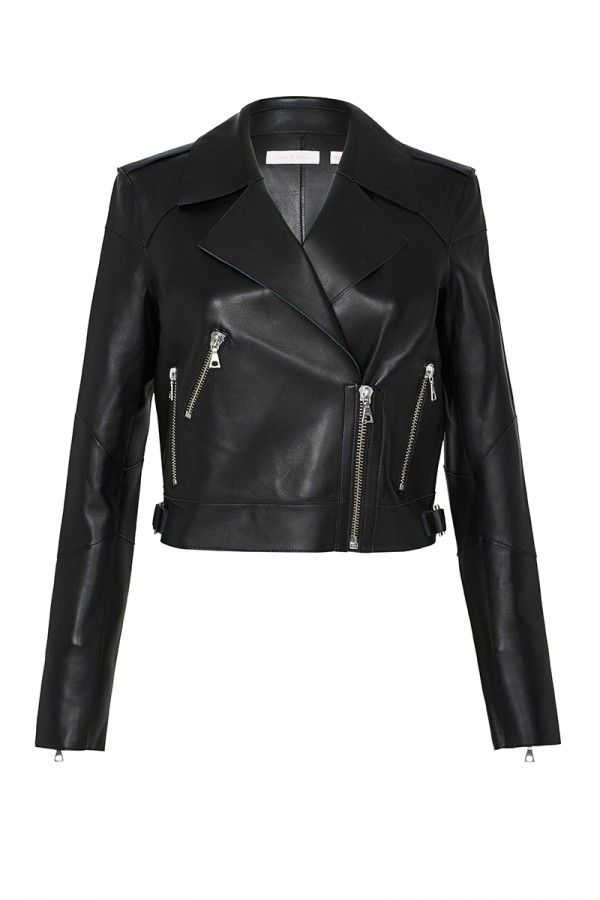 THE VALLEY BELOW AUD1,500 Leather Jacket