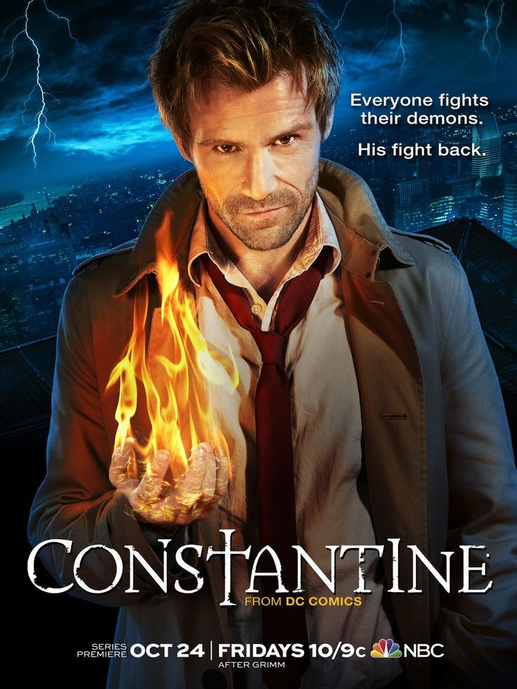 Constantine - Saison 1