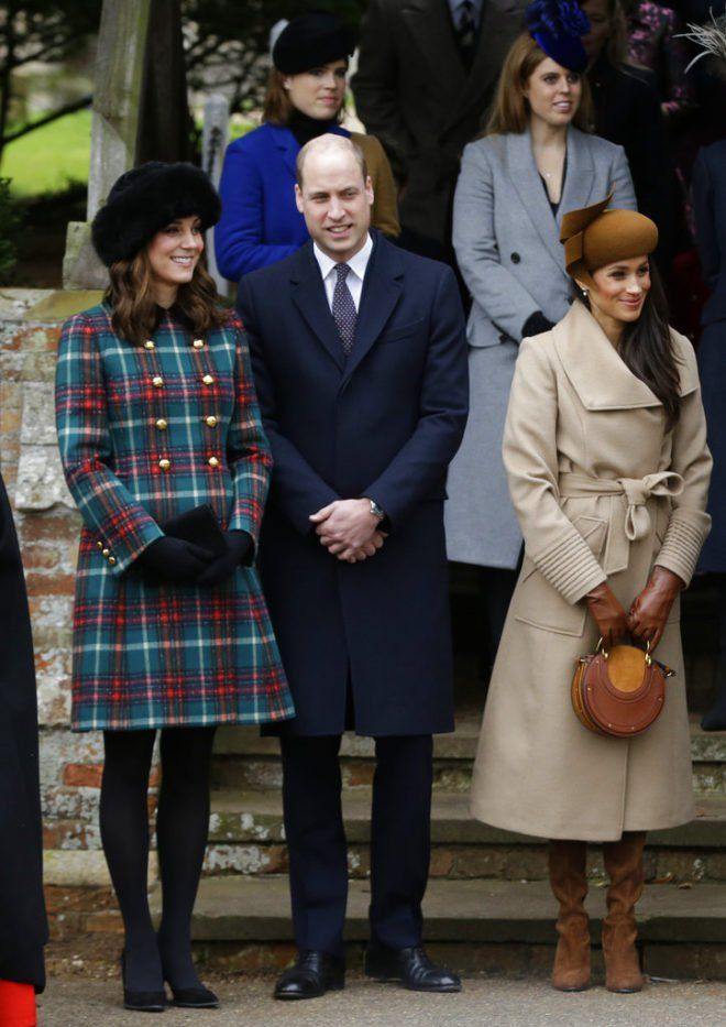 LOOK: Meghan Markle attends Christmas service with royal family | Inquirer Lifestyle