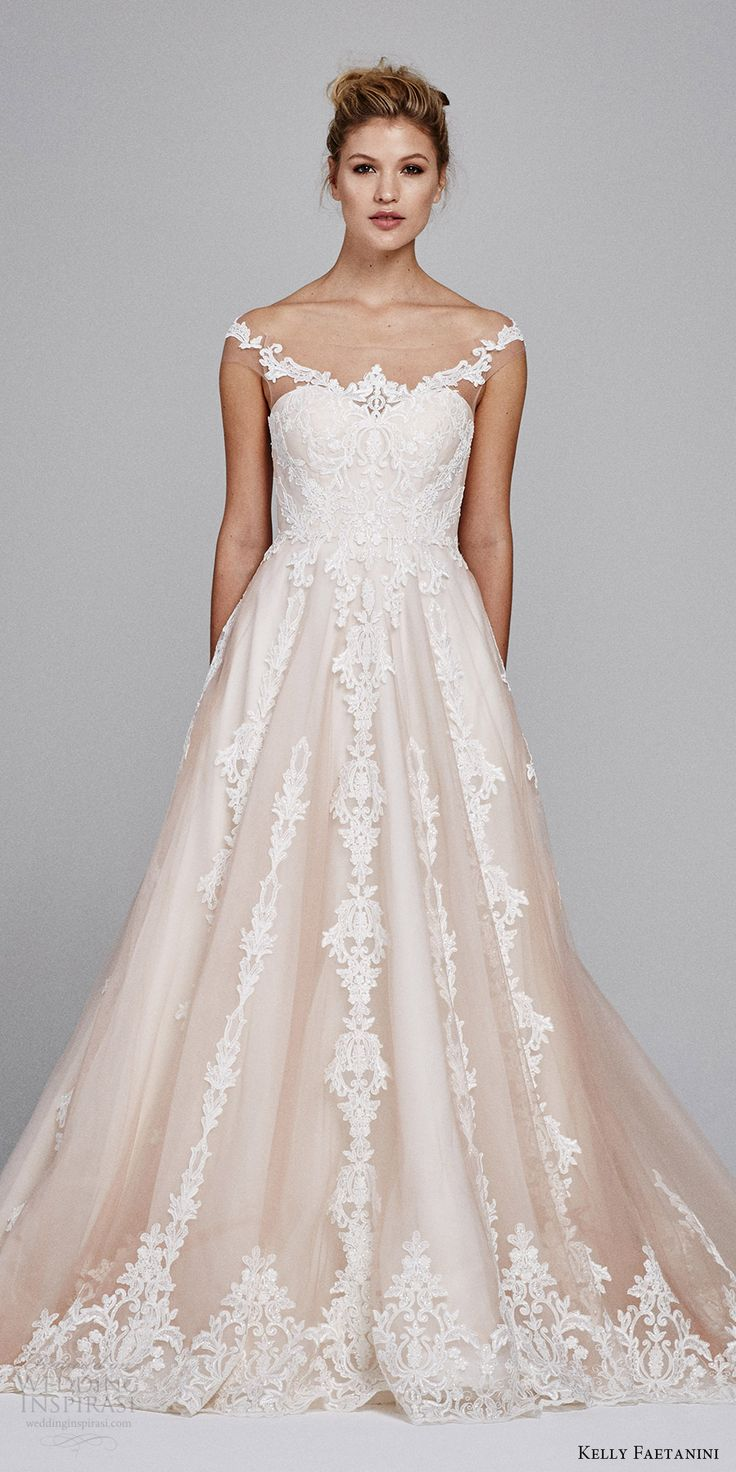 Great Kelly Faetanini Fall Wedding Dresses