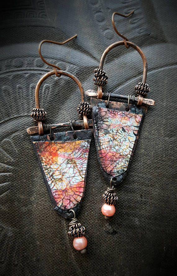 25 Best Earrings Handmade Ideas On Pinterest Jewelry