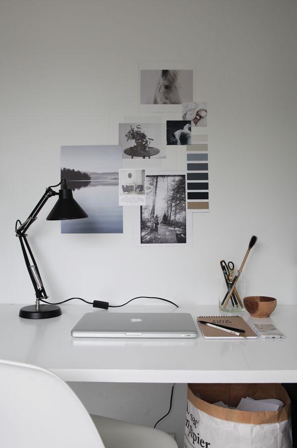 workspace moodboard