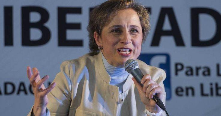 Aristegui mantiene un litigio con MVS a raíz de que fue despedida de la empresa en marzo del pasado año con una parte de su equipo, el mismo que destapó que el presidente Enrique Peña Nieto y su esposa, Angélica Rivera, compraron inmuebles a dos empresas que son contratistas del Gobierno.