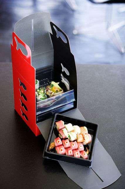Danish Designed Japanese Food