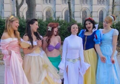 Disney's new Princess pic.twitter.com/dlULWAVJK9