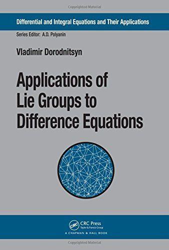 Representations Of Lie Algebras And Partial Differential Equations PDF
