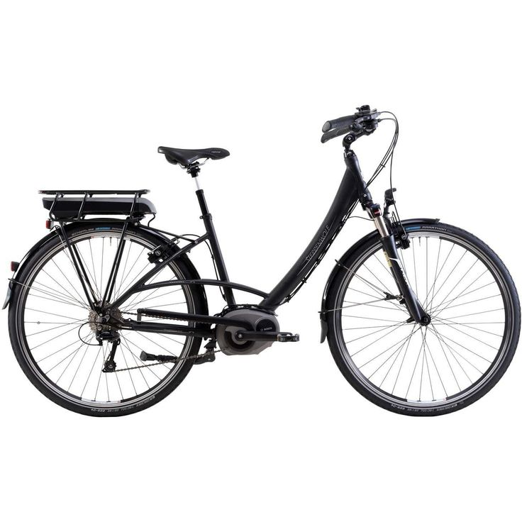 """Steppenwolf Transterra Wave E1 Electric Bicycle 700c 21"""""""
