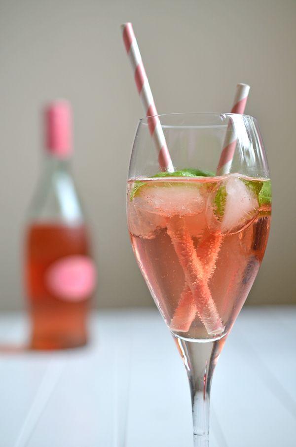 Cocktail Paul (der Kumpel von Hugo): das neue Ingetränk des Sommers