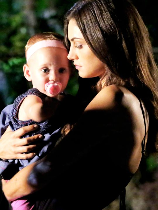 "The Originals - Hayley and Hope → 3x01 ""For The Next Millennium"""