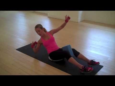 Anna Kaiser AKT in Motion 10 Minutes Abs Workout