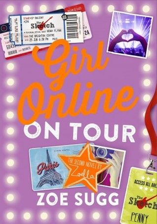 Girl Online: On Tour by Zoe Sugg // can't believe I forgot to put this in the book journal when I finished! Great as usual and I hope that ending means there will be a third!