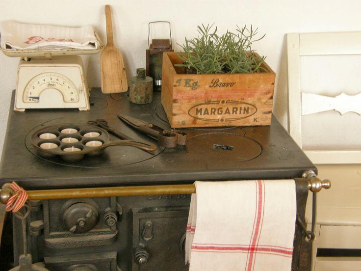 Husmannsplassen i Hidlesundet: Mitt kjøkken på landet