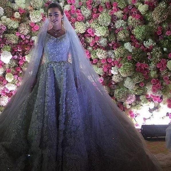 **** Le fils de l'oligarque russe Mikhail Goutseriev a épousé samedi 26 mars une étudiante en chirurgie dentaire. Retour sur le mariage qui aurait coûté la modique somme d'un milliard de dollars. ****