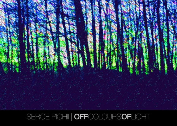 Serge Pichii   Photography: OFF colours of life