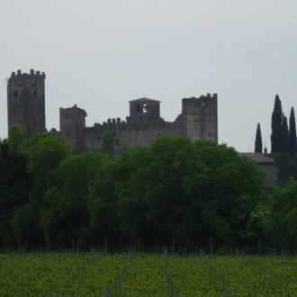 Castello scaligero di Ponti sul Mincio (MN) - Italy