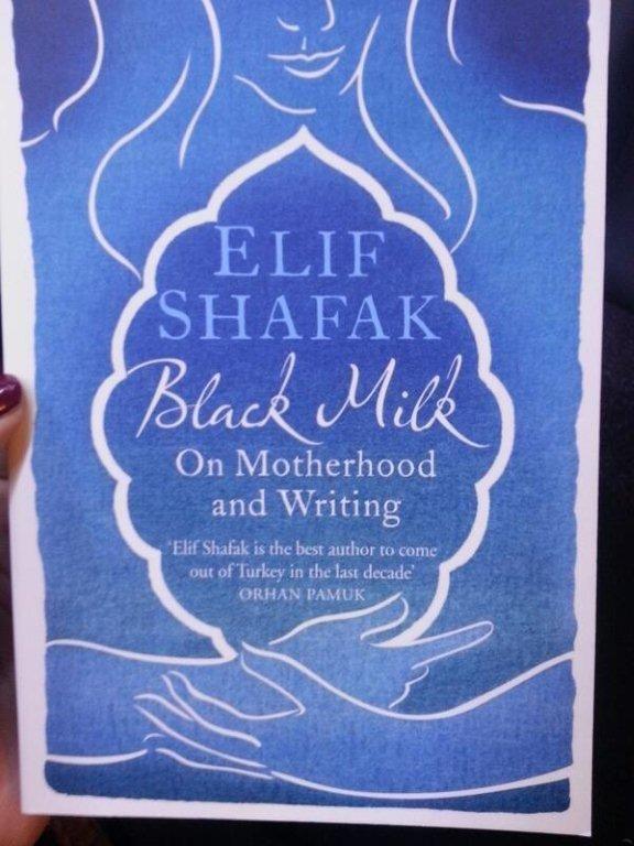 Black Milk UK cover