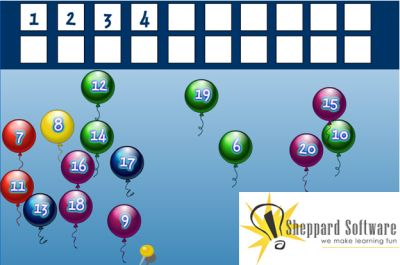 Online Activities for Number Recognition to 20 | http://www.mathcoachscorner.com/2015/04/30/online-activities-for-number-recognition-to-20/