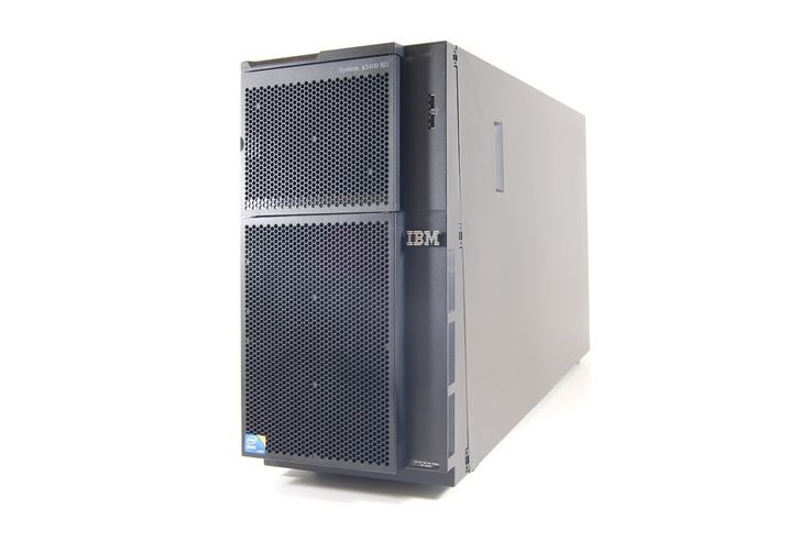IBM X3400 M3 SERVER XEON QUAD CORE 2.13GHz 2x 4GB DDR3 RAM 3x 1TB SATA HDD NEW!! #IBM