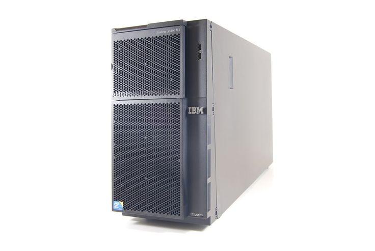 IBM X3400 M3 SERVER XEON QUAD CORE 2.13GHz 2x 4GB DDR3 RAM 3x 1TB SATA HDD NEW!! #IBM
