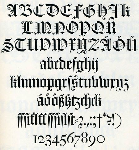 caligrafia gotica inglesa - Pesquisa Google